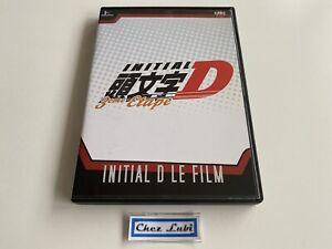 Initial D 3ème Étape - Manga - DVD - FR/JAP