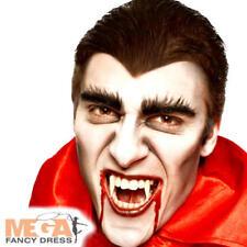Vampire Make Up Kit Fancy Dress Dracula Adults Halloween Costume Accessory Set