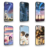 PIN-1 Anime Your Name Soft Rubber Phone Case Cover Skin for Huawei