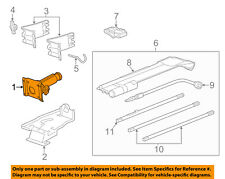 GM OEM-Spare Tire Wheel Jack Assy 23262151