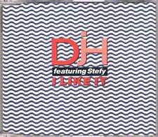 DJ H. Feat. Stefy - I Like It - CDM - 1991 - Italo House 4TR DJ Herbie