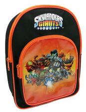 SKYLANDERS COOL BACKPACK RUCKSACK BAG FOR BOY'S SCHOOL & SPORTS