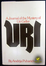 URI: A Journal Of The Mystery Of Uri Geller :: 1974