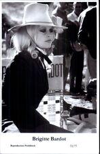 Beautiful Actress BRIGITTE BARDOT 72/77 Swiftsure 2000 Postcard GREAT QUALITY