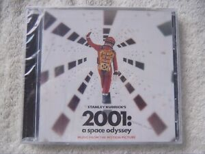 72732 2001 A Space Odyssey Music From The Motion Picture [NEW / SEALED] CD (2018