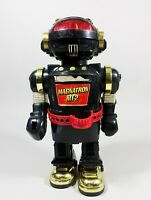 VINTAGE ROBOT MT-2 FABRIQUE PAR NEW BRIGHT EN 1985