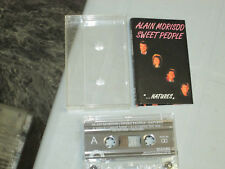 Alain Morisod/ Sweet People - Natures (Cassette, Tape) WORKING Tested