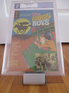 THE HARDY BOYS #3 PGX (like CGC) 9.2 NM-