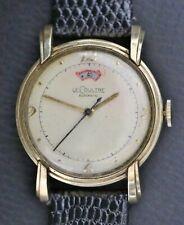 LeCoultre 481 riserva di alimentazione 17 J PARAURTI automatico 10k Gold Filled Men's Watch