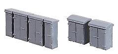 Ratio 257 N Gauge Relay Boxes
