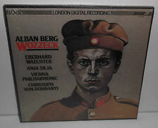 LDR 72007 Berg Wozzeck Waechter Silja Vienna Philharmonic Von Dohnanyi Sealed