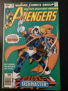 Marvel Avengers #196 FN/VF 7.0 1st Taskmaster MOVIE NICE ** LOOK**