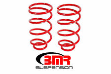 "BMR Suspension SP017, Lowering Springs, Rear, 1"" Drop, 1964-1966 A-Body"