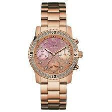 GUESS Confetti Rose Gold Plated Ladies Watch W0774L3