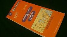 Michelin Northeastern USA & Eastern Canada road map  No 491 1998-99 E208