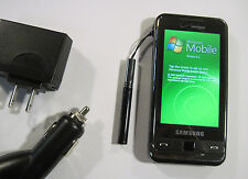 GREAT! Samsung Omnia SCH-i910 Windows CDMA Camera Video Touch VERIZON Cell Phone