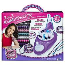Cool Maker 2 In 1 Kumi Kreator Necklace & Bracelet Maker