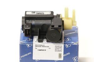 Vauxhall Insignia 2.0 Diesel Turbo Boost Control Solenoid Valve Pierburg 5557561