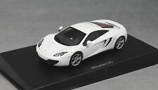 Autoart McLaren MP4-12C 12C in White Metallic 2011 56009 1/43 NEW