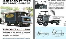 Ford Trucks 1962 - 1962 Ford Trucks - Lower Your Delivery Costs