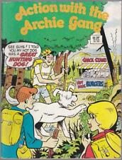 Action with the Archie Gang - 1988 Australian Edition, Magazine format