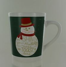 Royal Norfolk Snowman Mug - Wishing You A Warm Nose and Toasty Toes