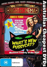 What's New Pussycat? DVD NEW, FREE POSTAGE WITHIN AUSTRALIA REGION 4