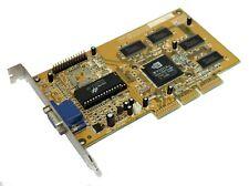 NVIDIA Riva TNT2 M64 - 32MB AGP Video Graphics Card [5655]