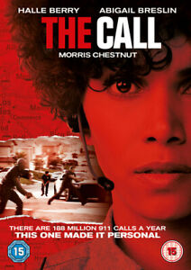 The Call DVD (2014) Halle Berry, Anderson (DIR) cert 15 FREE Shipping, Save £s