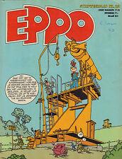 STRIPWEEKBLAD EPPO 1978 nr. 23 - DE GENERAAL (COVER) / STORM / ROEL DIJKSTRA