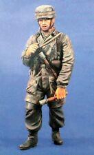 Verlinden 120mm 1/16 Fallschirmjäger German Paratrooper WWII Holding Grenade 486