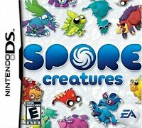 Spore Creatures DS - US VERSION - VEry Good