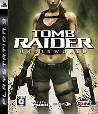 Tomb Raider   PS3 Japan  Tomb Raider Underworld