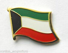 Kuwait National Country World Flag Lapel Pin Badge 1 Inch
