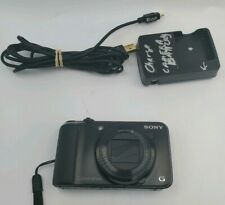 Sony Cyber-shot DSC-H90 16.1MP Digital Camera - Black - Bundle