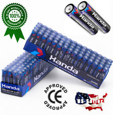120 pack Aaa Batteries Extra Heavy Duty 1.5v. Wholesale Lot Super Aaa Battery