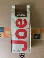 New listing Joe Knows Coffee Tall and Handsome Dark Roast Ground Coffee, 12 Oz
