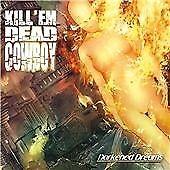Darkened Dreams, Kill 'Em Dead Cowboy, Audio CD, New, FREE & Fast Delivery