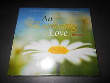 AN EVERLASTING LOVE CD SONGS FOR THE MASSES LIVING AS GOD'S CHILDREN BRAND NEW