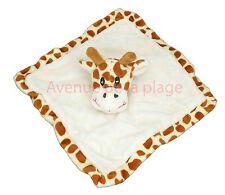 Doudou girafe velours super doux achat vente doudous pas cher, jouet, neuf