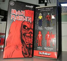 Super7 IRON MAIDEN Blind Box Action Figure E-1 Series NEW IN BOX
