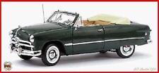 FRANKLIN MINT 1949 Ford Custom Convertible Model LE 2500 B11D154 NEW Low # Green