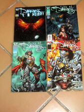 lot 4 albums TALES of THE DARKNESS - tous comics US VO - Image Top Cow
