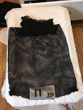 #11 black Saku Koivu Anaheim Ducks pro stock laundry bag Nhl Finland