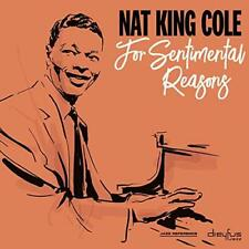 Nat King Cole - For Sentimental Reasons (NEW CD)