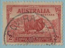 AUSTRALIA TOWN CANCEL COWRA