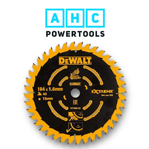 DeWalt DT10302QZ Extreme Framing Circular Saw Blade 184 x 16mm x 24T
