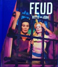 Emmy FX FYC FEUD: Bette and Joan Complete Series 3 DVD  PRESS BOOK New