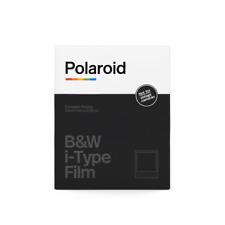 Polaroid B&W I-Type Film Black Frame Edition