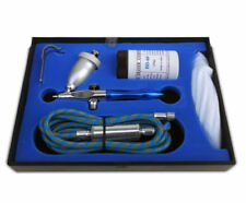 RDGTOOLS sandblasting airbrush kit bd178 rust removing small parts models